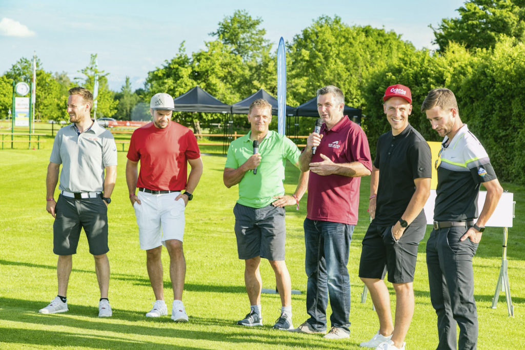 Tobias Arlt, Tobias Wendl, Wolfgang Maier, Armin Bittner, Josef Ferstl, Markus Eisenbichler