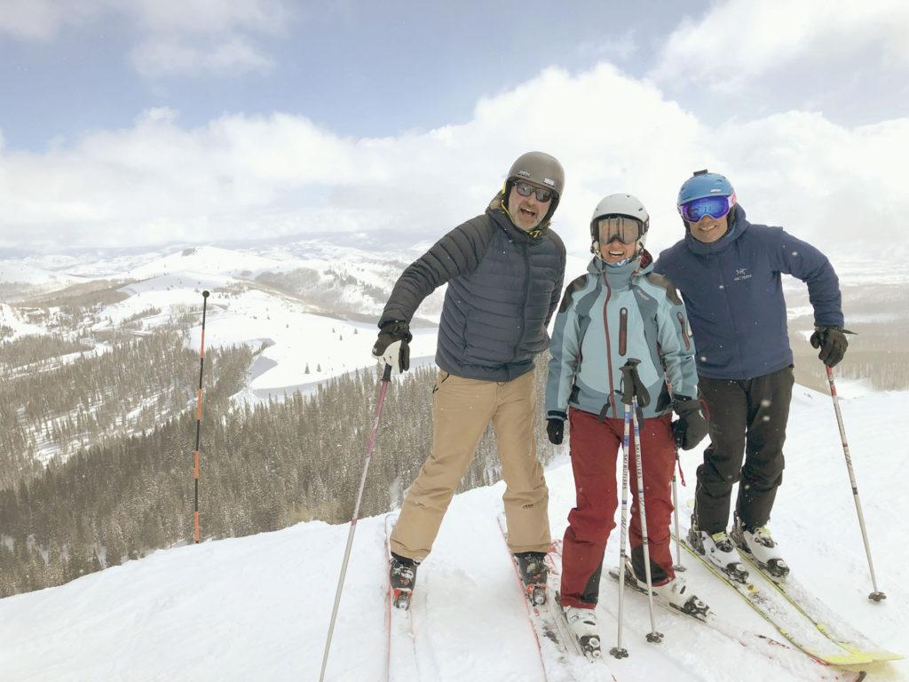 """""""In den Skigebieten von Park City ist für jeden was dabei, von der leichten Abfahrtspiste bis zum Powdern im freien Gelände"""", findet unsere Autorin."""