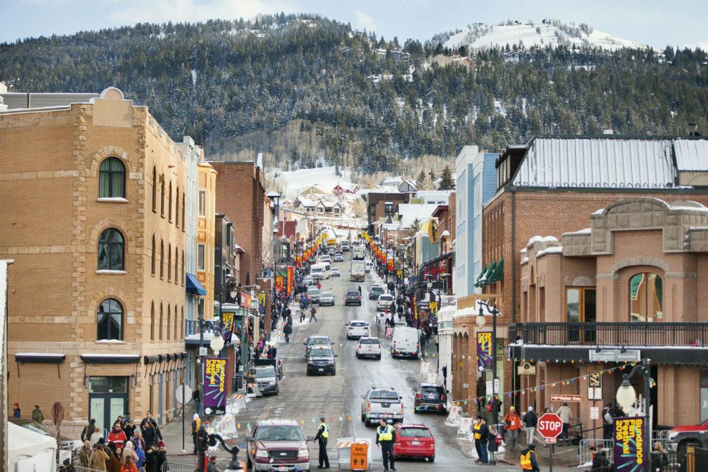 Anders als viele andere amerikanische Skiorte hat der Silberminenort Park City eine richtige Altstadt.